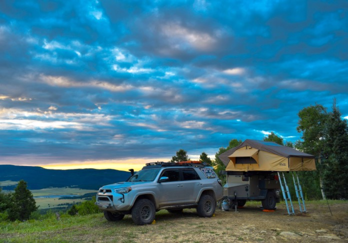KEVIN AND SARAH McCUISTON: LIFESTYLE OVERLAND - Dirt Orcas